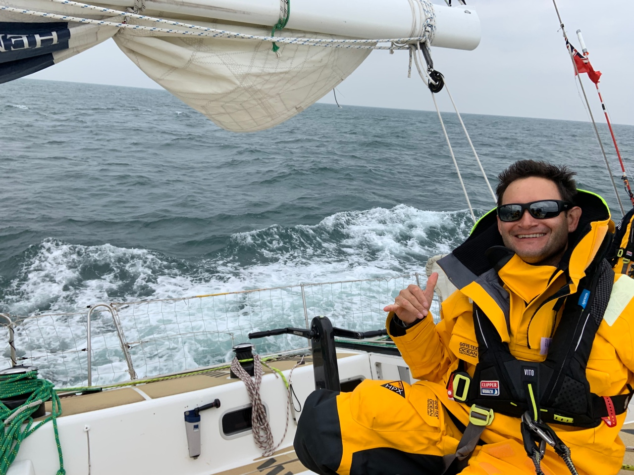 Clipper Round The World YachtRace