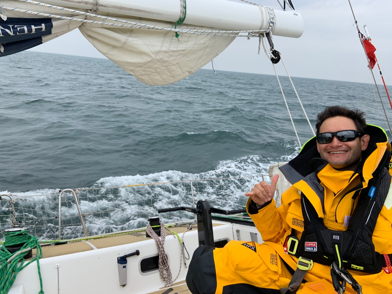 Clipper Race Training – Level 4