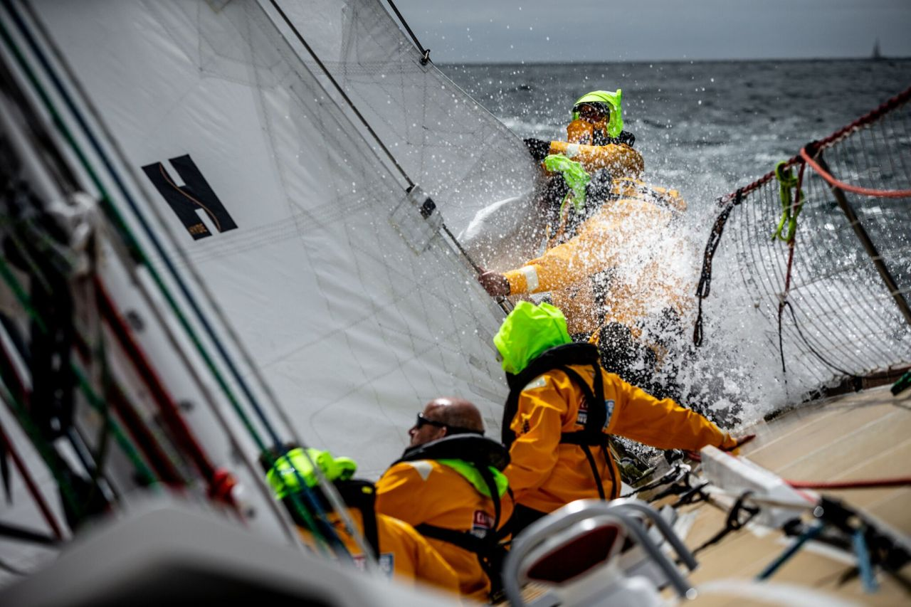 Safety Aboard a Clipper Racing Yacht