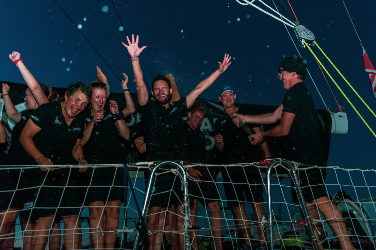 In Victory and Defeat – Leg 5 Overview of the Clipper Race